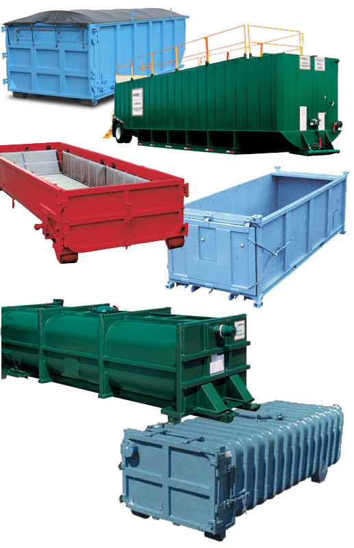 Used Water Tanks For Sale >> New Used Roll Off Containers For Sale Rental Roll Off Boxes