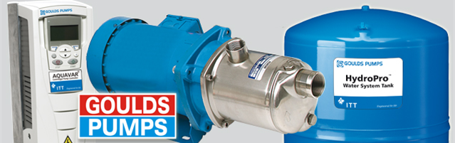 Water Pumps, Well Pumps, Submersible Pumps, Sump Pump, Goulds Pumps, Centrifugal Pumps