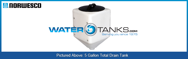 Total Drain Tanks