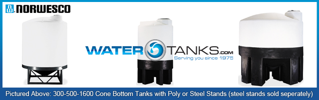 Cone Bottom Tanks, Cone Bottom Tank, Plastic Cone Bottom Tanks