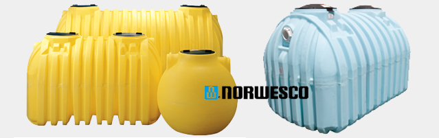 Underground Septic Tanks, Plastic Septic Tanks Norwesco Septic Tanks, Plastic Septic Tank